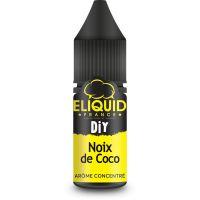 Arôme Noix de coco 10ml - Eliquid France
