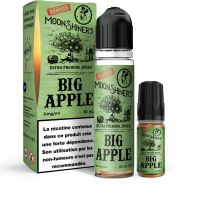 Moon Shiners: Big Apple 60ml Easy2Shake - Le French Liquide