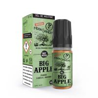 Moon Shiners : Big Apple 10ml SALT - Le French Liquide