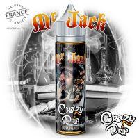 Crazy Drip 50ml - Mr Jack