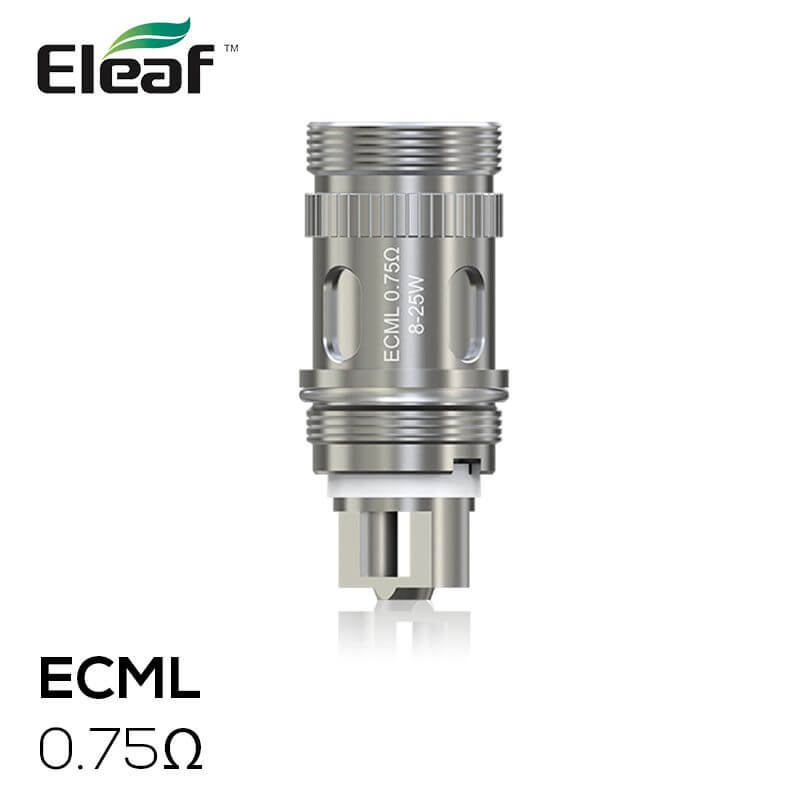 Eleaf ECML Atomizer Head for Melo 3 Nano (5pcs)