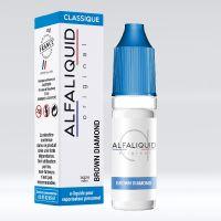 Brown Diamond 10ml - Alfaliquid Classique