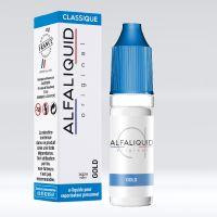 Gold 10ml - Alfaliquid Classique