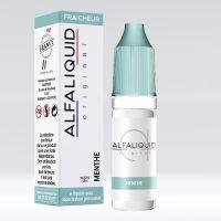 Menthe 10ml - Alfaliquid Fraicheur