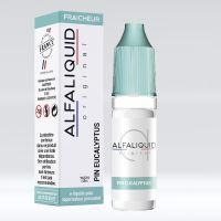 Pin Eucalyptus 10ml - Alfaliquid Fraicheur