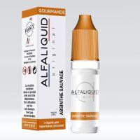 Absinthe Sauvage 10ml - Alfaliquid Gourmandes