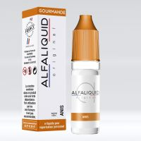 Anis 10ml - Alfaliquid Gourmandes