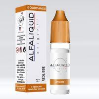 Réglisse 10ml - Alfaliquid Gourmandes