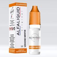 Verveine Menthe 10ml - Alfaliquid Gourmandes