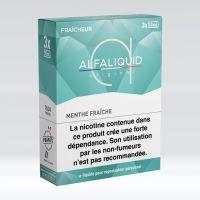 Menthe Fraiche 3x10ml - Alfaliquid Fraicheur