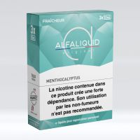 Menthocalyptus 3x10ml - Alfaliquid Fraicheur
