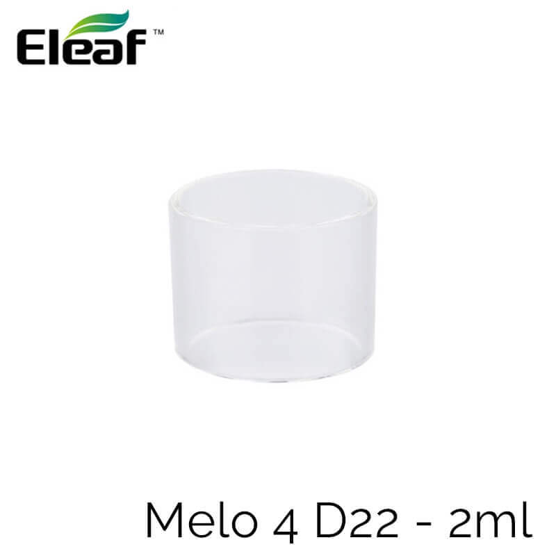 ELEAF - Melo 4 D22 : PYREX