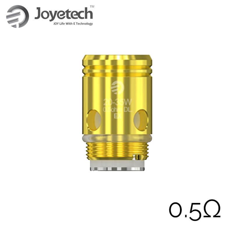 JOYETECH Résistance EX Gold 0.5ohm (5pcs)