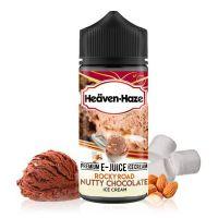 Rocky Road Nutty Chocolate Ice Cream 100ml - Heaven Haze