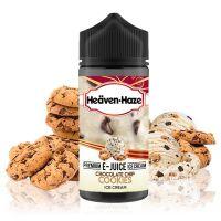 Chocolate Chip Cookies Ice Cream 100ml - Heaven Haze