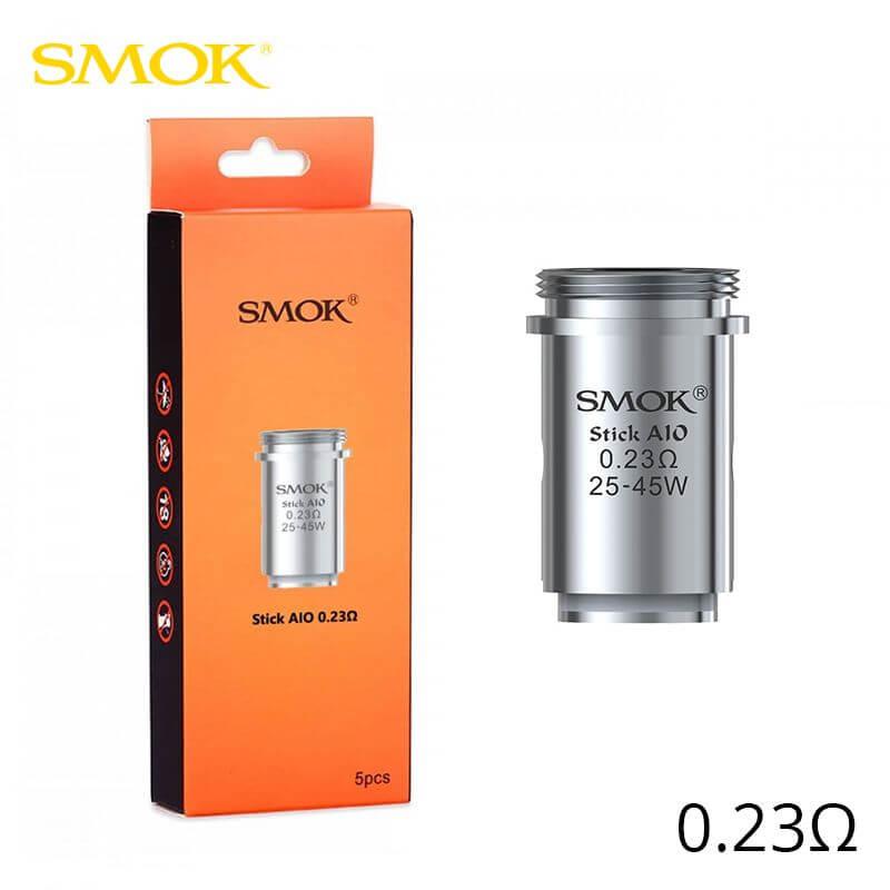 SMOK Résistances pour AIO Stick (pack de 5 pcs)