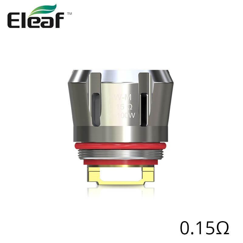 ELEAF Résistances ELLO HW-M/N (5 pièces)