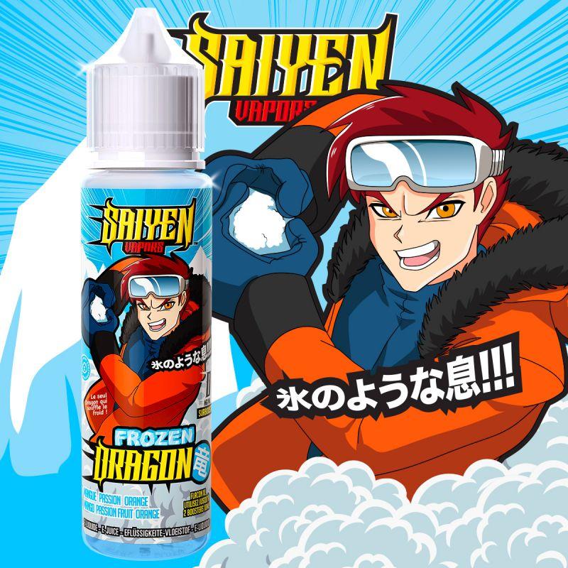 Swoke Frozen Dragon 50ml