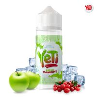 Yeti Ice Cold Apple Cranberry 100ml