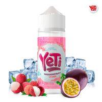Yeti Ice Cold Passionfruit Lychee 100ml