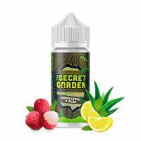 Lemon Lychee & Aloe 100ml - The Secret Garden