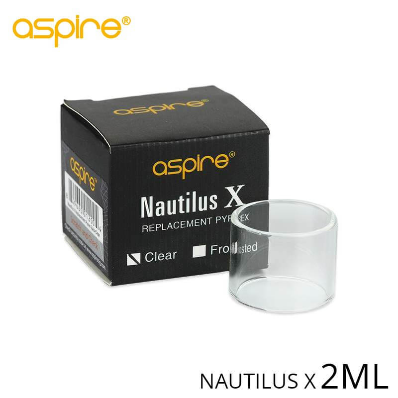 ASPIRE: Nautilus X - Pyrex 2ml