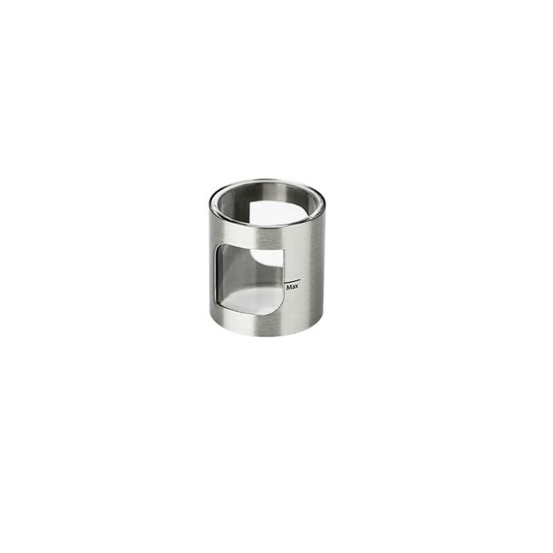 ASPIRE: PockeX Pyrex avec cover métal 2ml