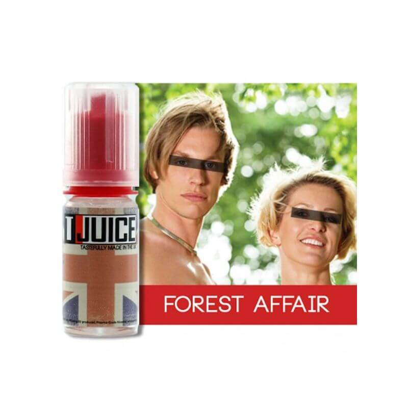 Forest Affair 10ML 10ml premix TPD Spain