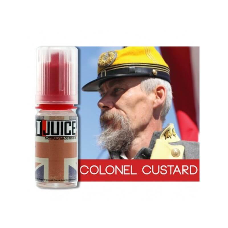 Colonel Custard 10ML 10ml premix TPD Spain