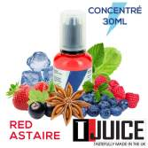 Red Astaire 30ML Concentré Spain label