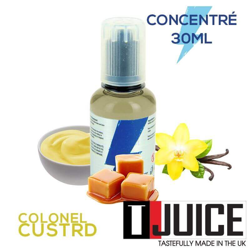 Colonel Custard 30ML Concentré