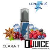Clara-T 10ML Concentré Spain label