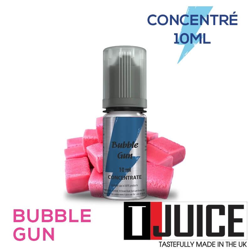 Bubble Gun 10ML Concentré Spain label