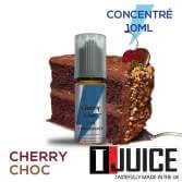 Cherry Choc 10ML Concentré Spain label