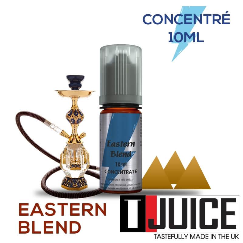 Eastern Blend 10ML Concentré Spain label