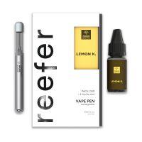 Pack Vape Pen REEFER Lemon Kush - Marie Jeanne