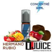 Hermano Rubio 10ML Concentré Spain label