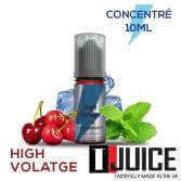 High Voltage 10ML Concentré Spain label