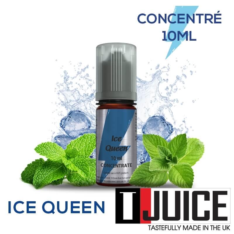 Ice Queen 10ML Concentré Spain label
