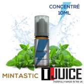 Mintastic 10ML Concentré Spain label
