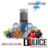 Red Astaire 10ML Concentré Spain label