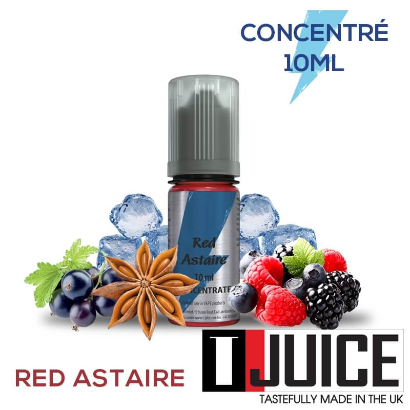 Red Astaire 10ML Concentré