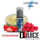 Strawberri 10ML Concentré Spain label