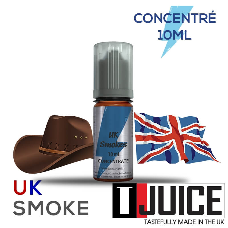 UK Smokes 10ML Concentré Spain label