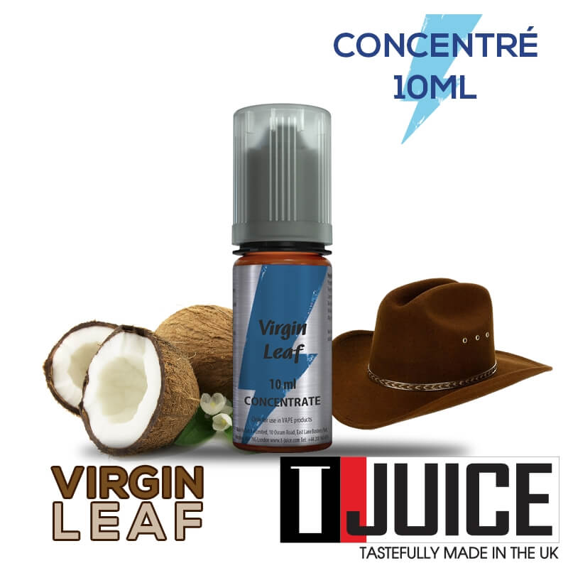 Virgin Leaf 10ML Concentré