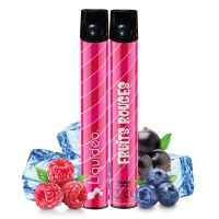 Wpuff Fruits Rouges 600 puffs