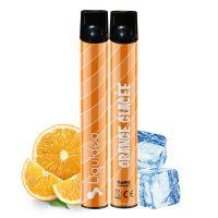 Wpuff Orange Glacée 600 puffs