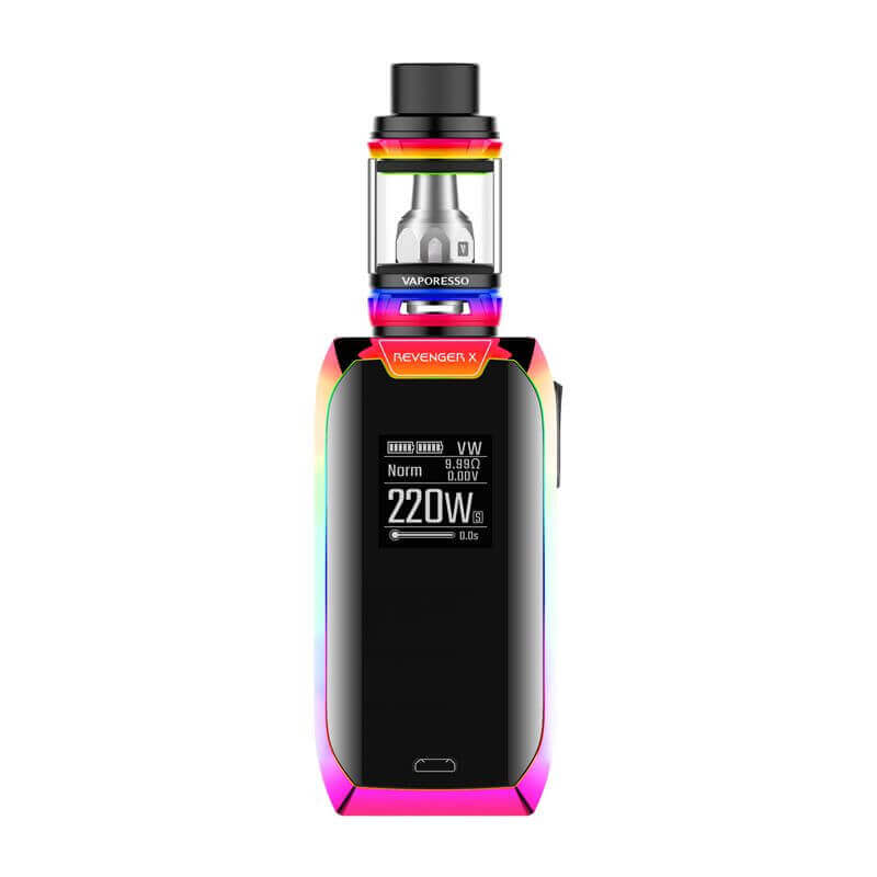 Kit Revenger X & NRG 5ml - Vaporesso