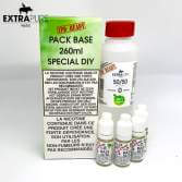 Extrapure: Pack Base 260ml - 50/50