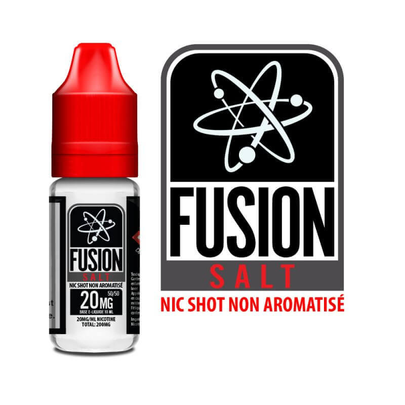 Halo Fusion Sel de nicotine - Pack de 12 flacons